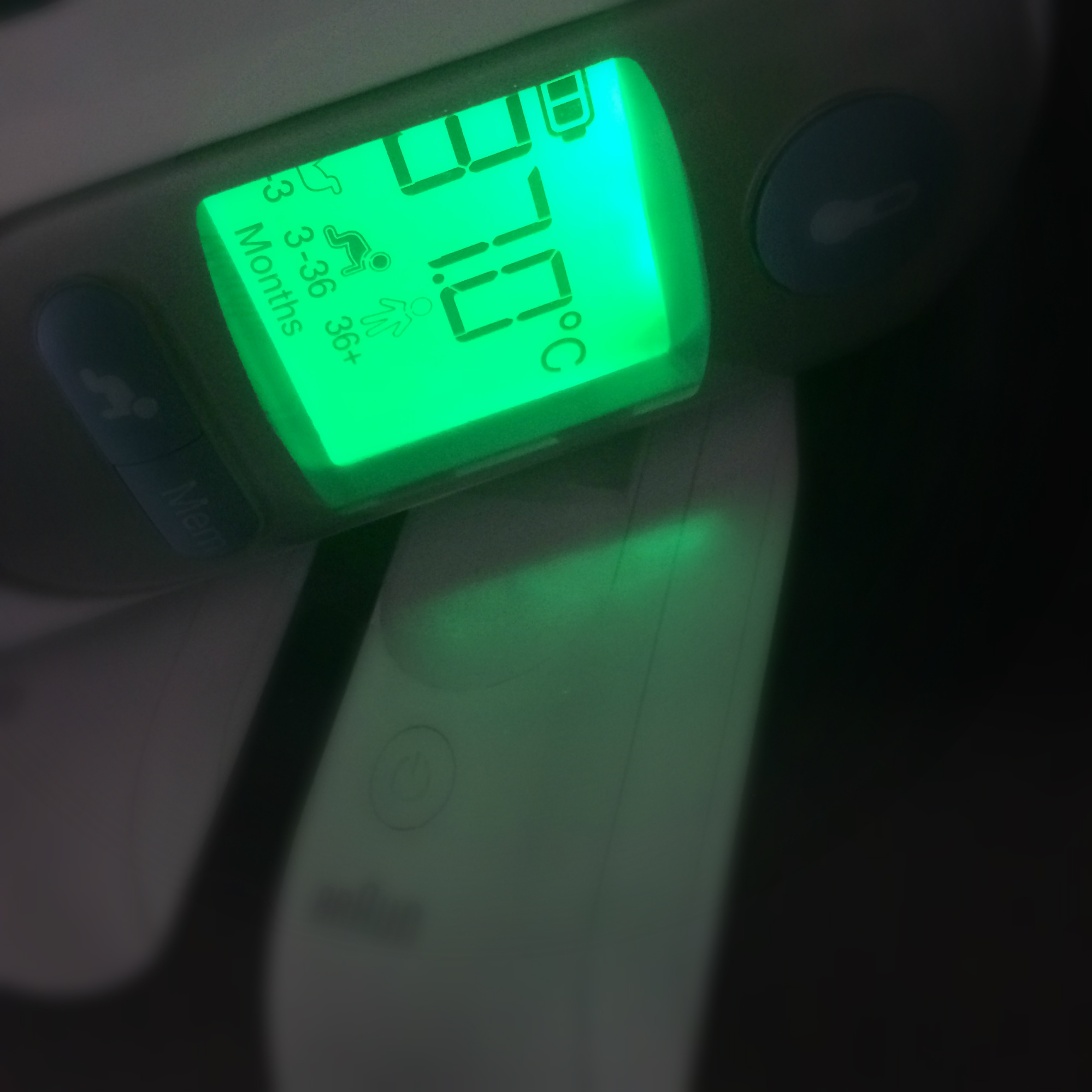 Braun ThermoScan 7 Ear Thermometer Review