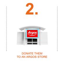 Barnados and Argos Toy Exchange