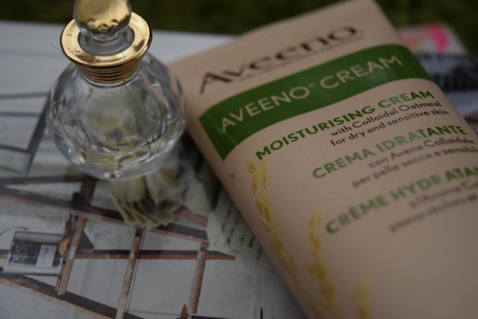 Aveeno Moisturising Cream Review