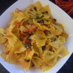 Today Lunch | Palm Oil & Iru Pasta. Recipe from…