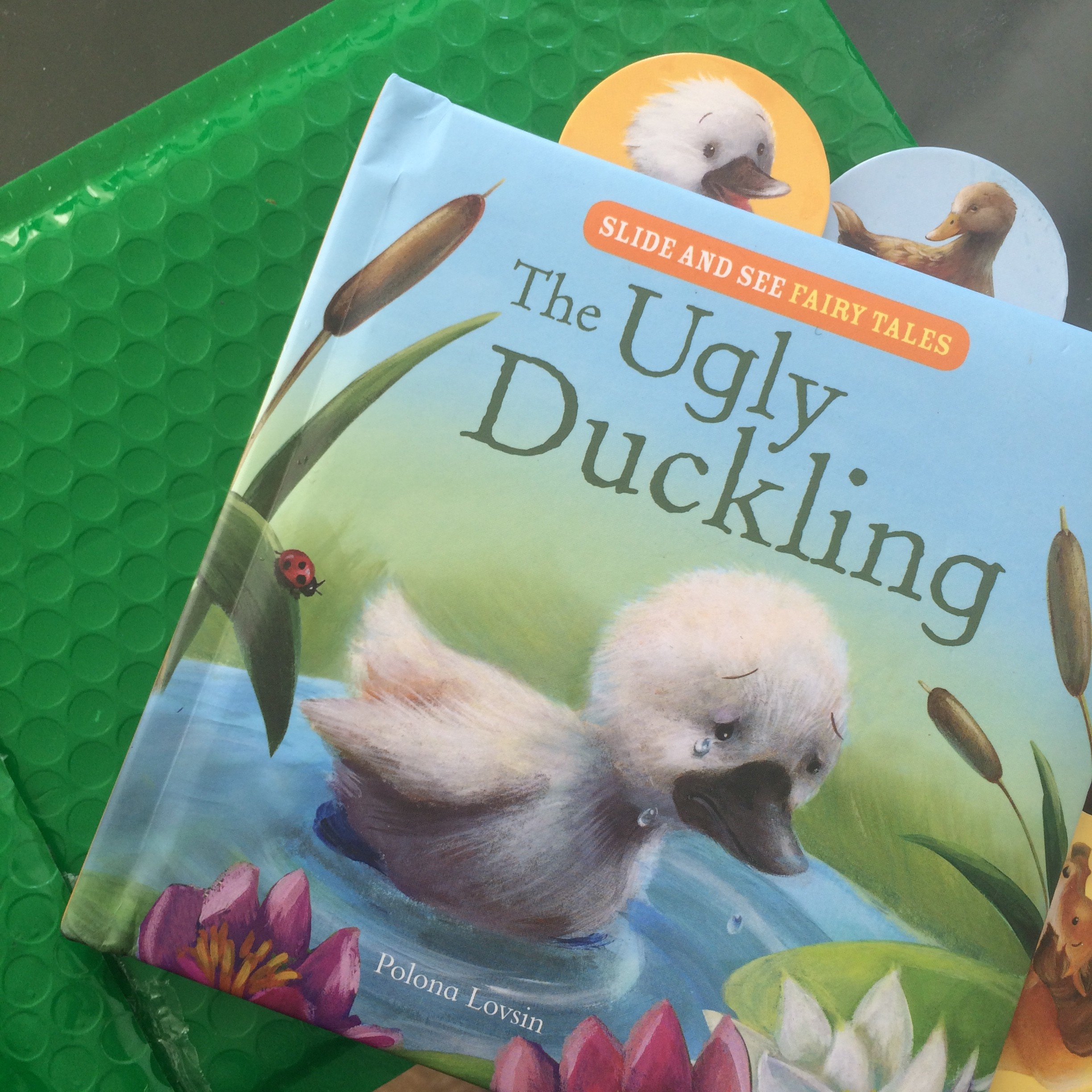 book examine from the particular hideous duckling