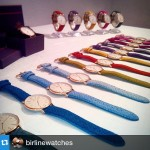 I have a thing for watches and these @birlinewatches are…