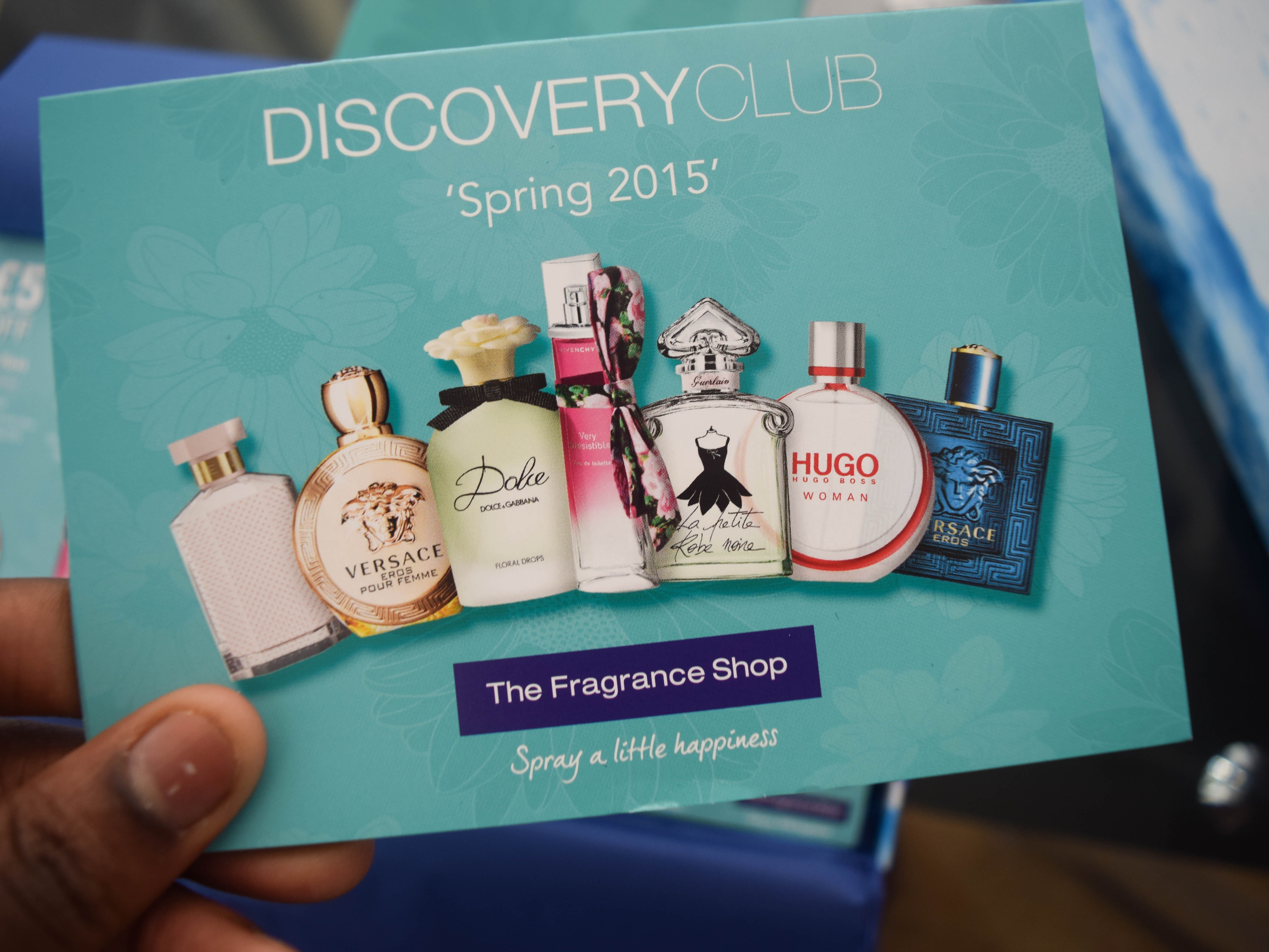 The Discovery Club