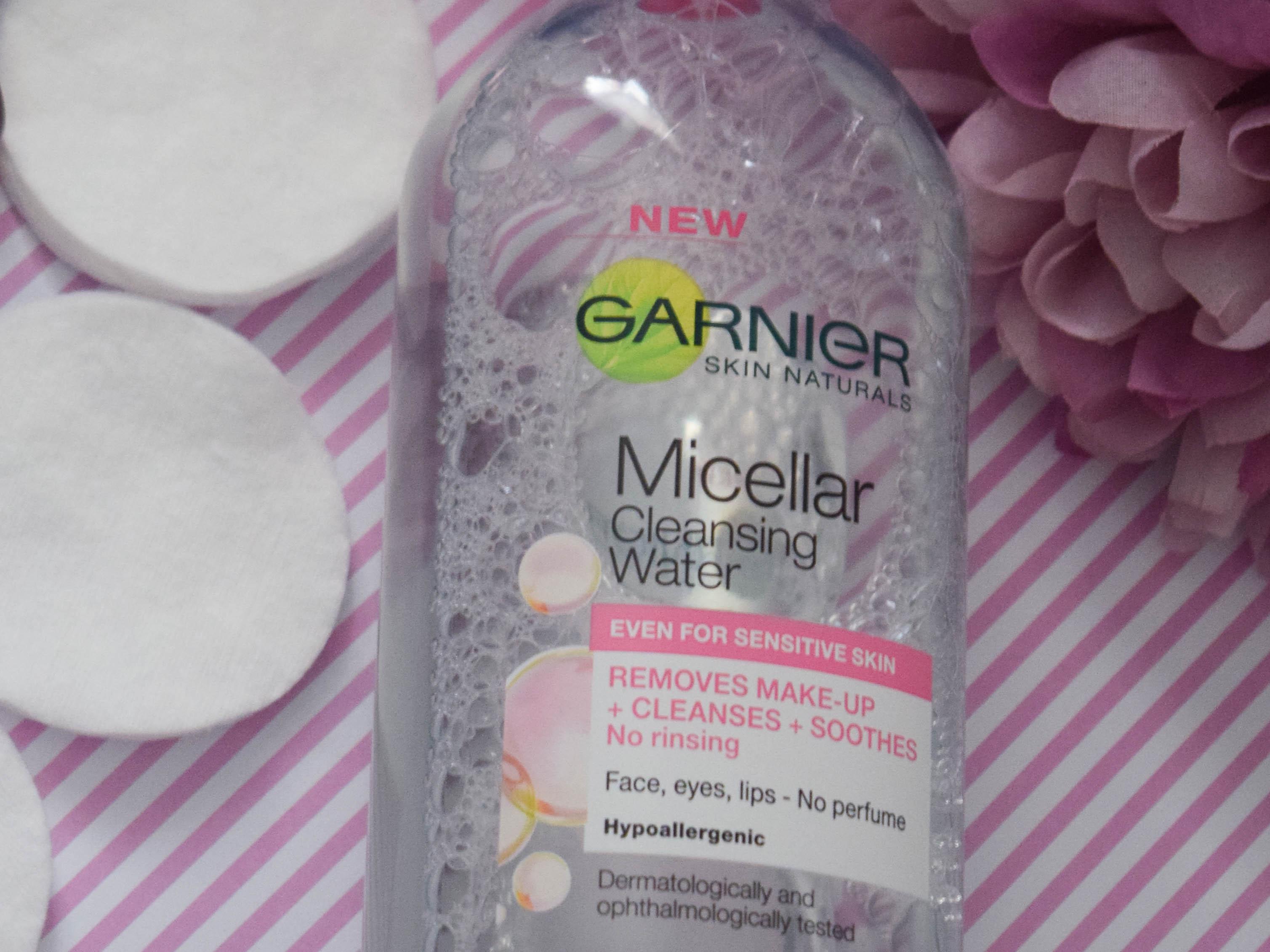 Ganier Micellar Cleansing Water