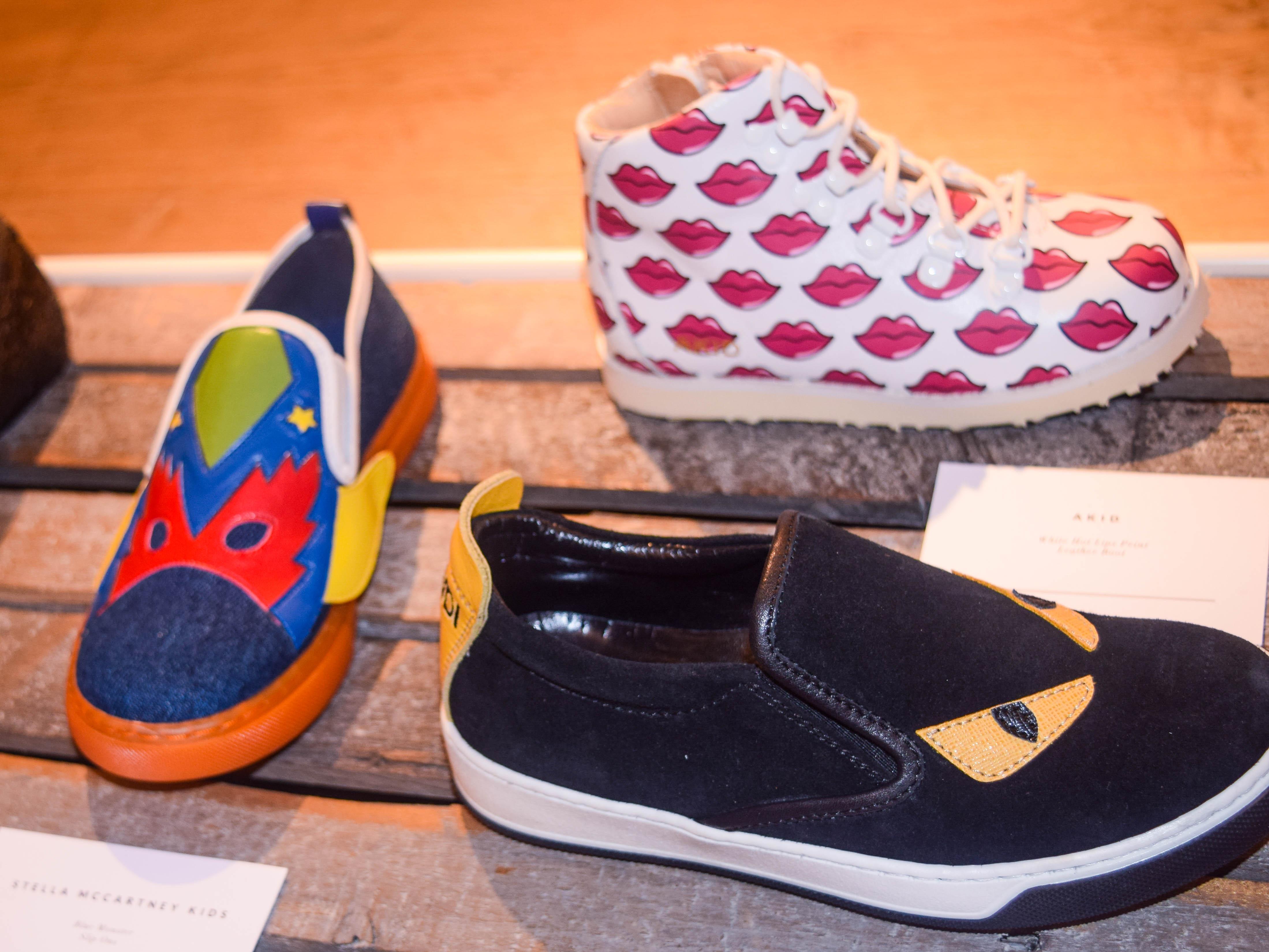 Alex and Alexa Shoes