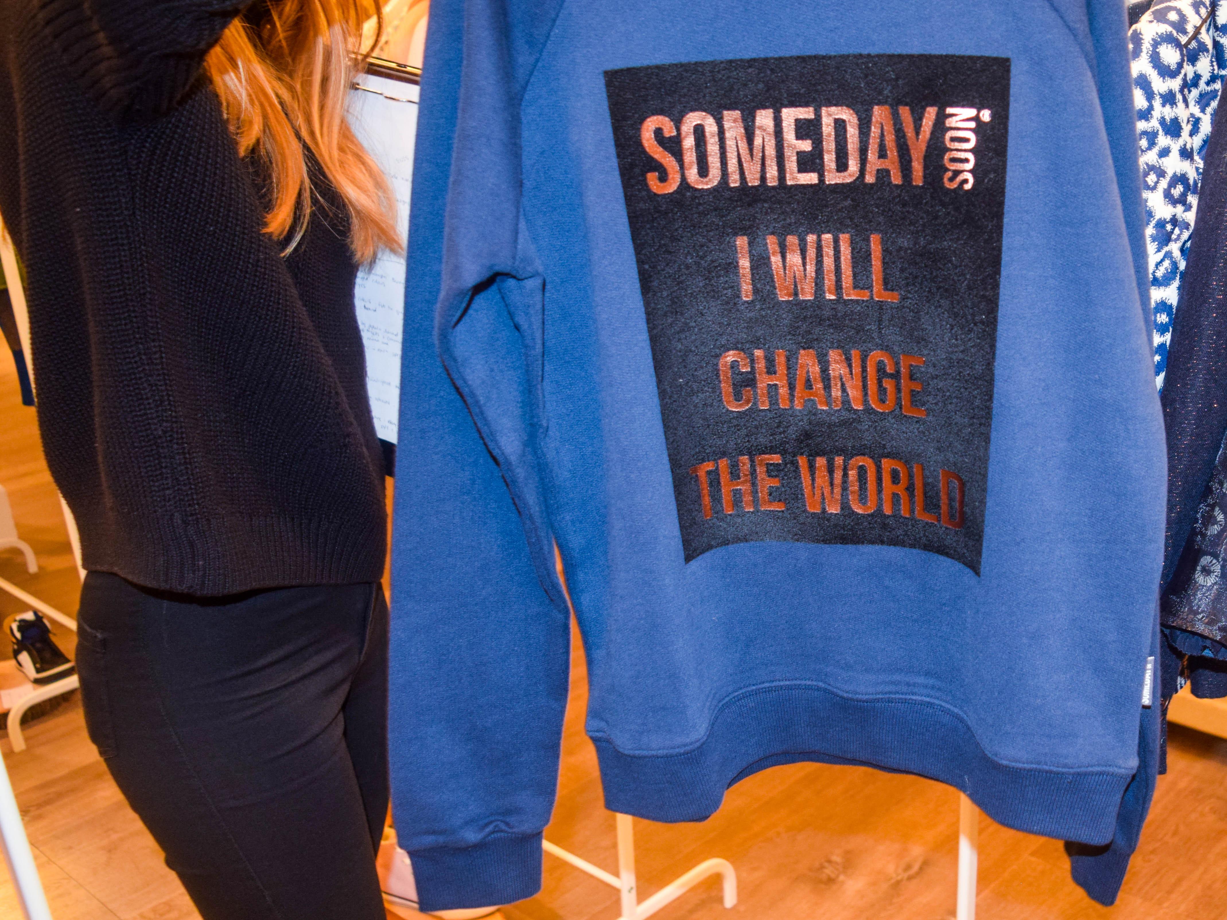 Someday Soon Sweatshirt Kids