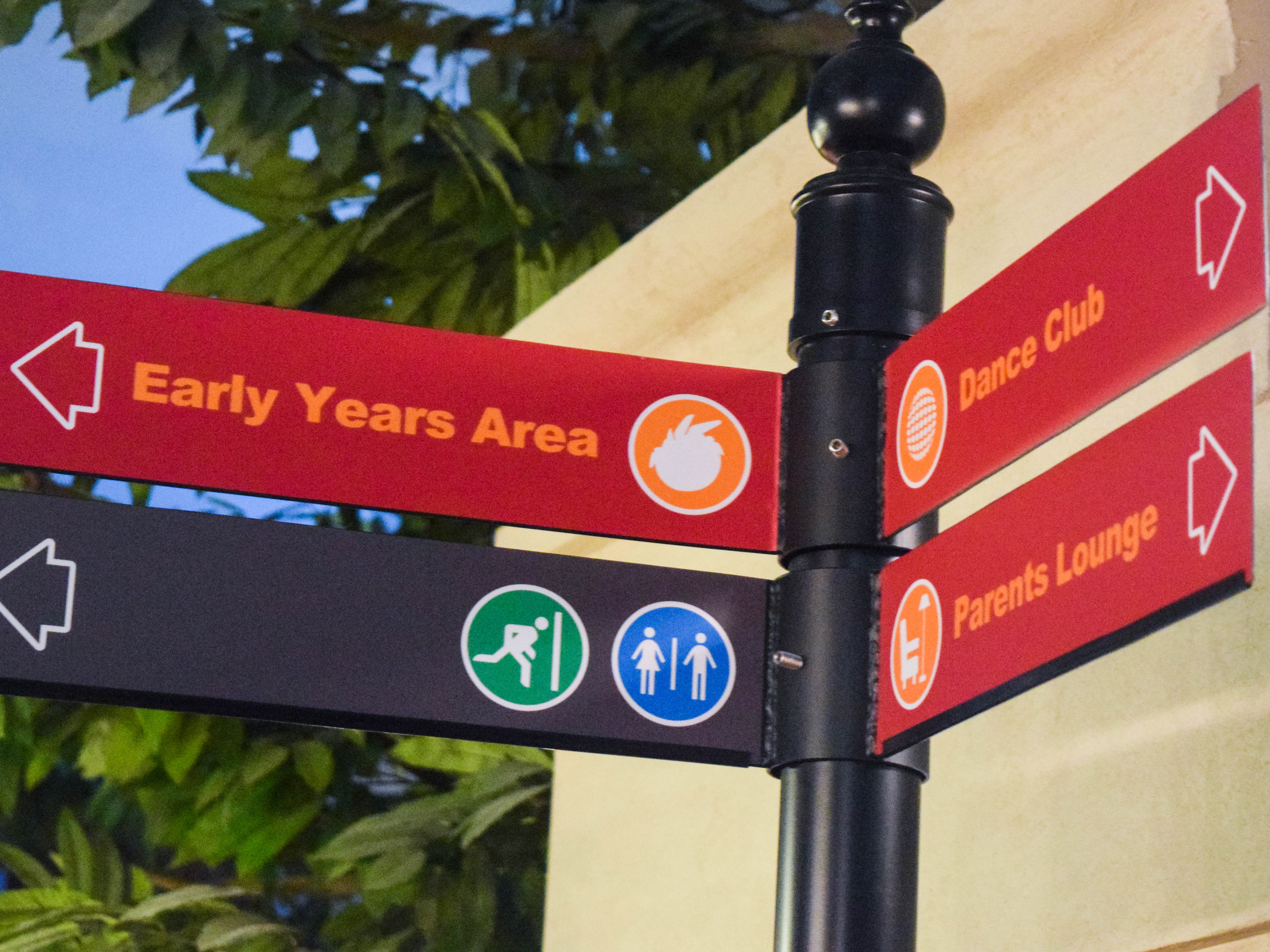 Kidzania London Direction