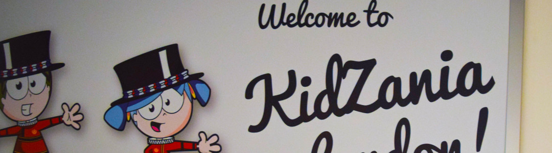 Kidzania London Welcome