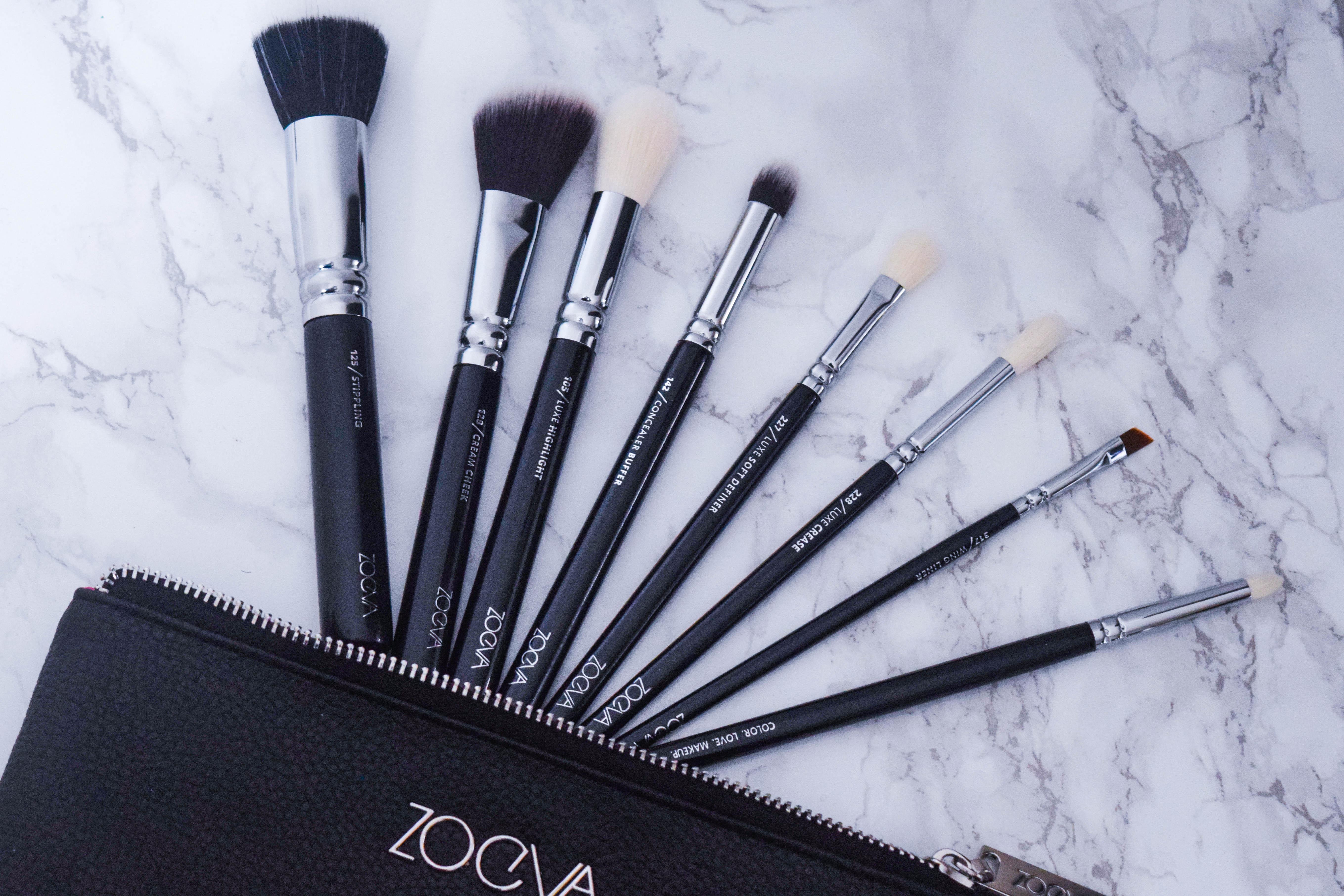 Zoeva Classic Brush