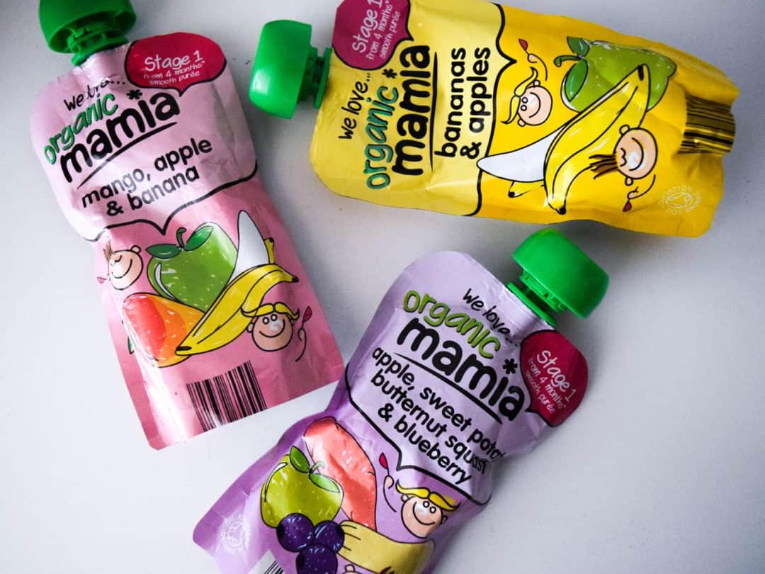 Mamia Baby Food